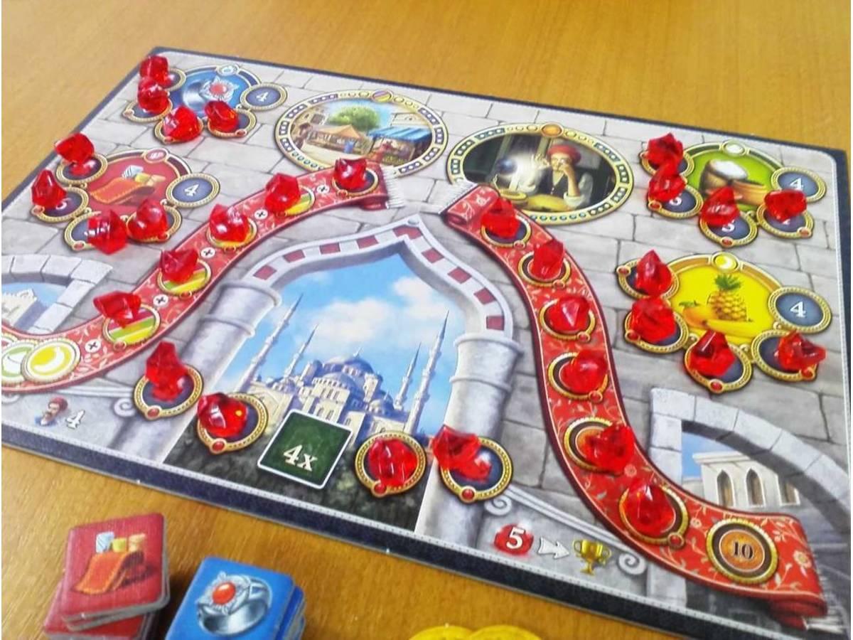 イスタンブール:ダイスゲーム(Istanbul: Das Würfelspiel)の画像 #43087 kiwigames_somさん