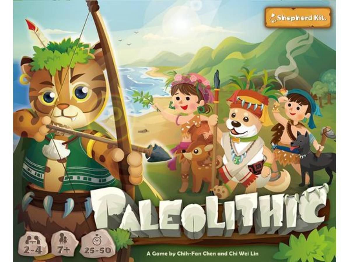 パレオリシック(Paleolithic)の画像 #44608 まつながさん