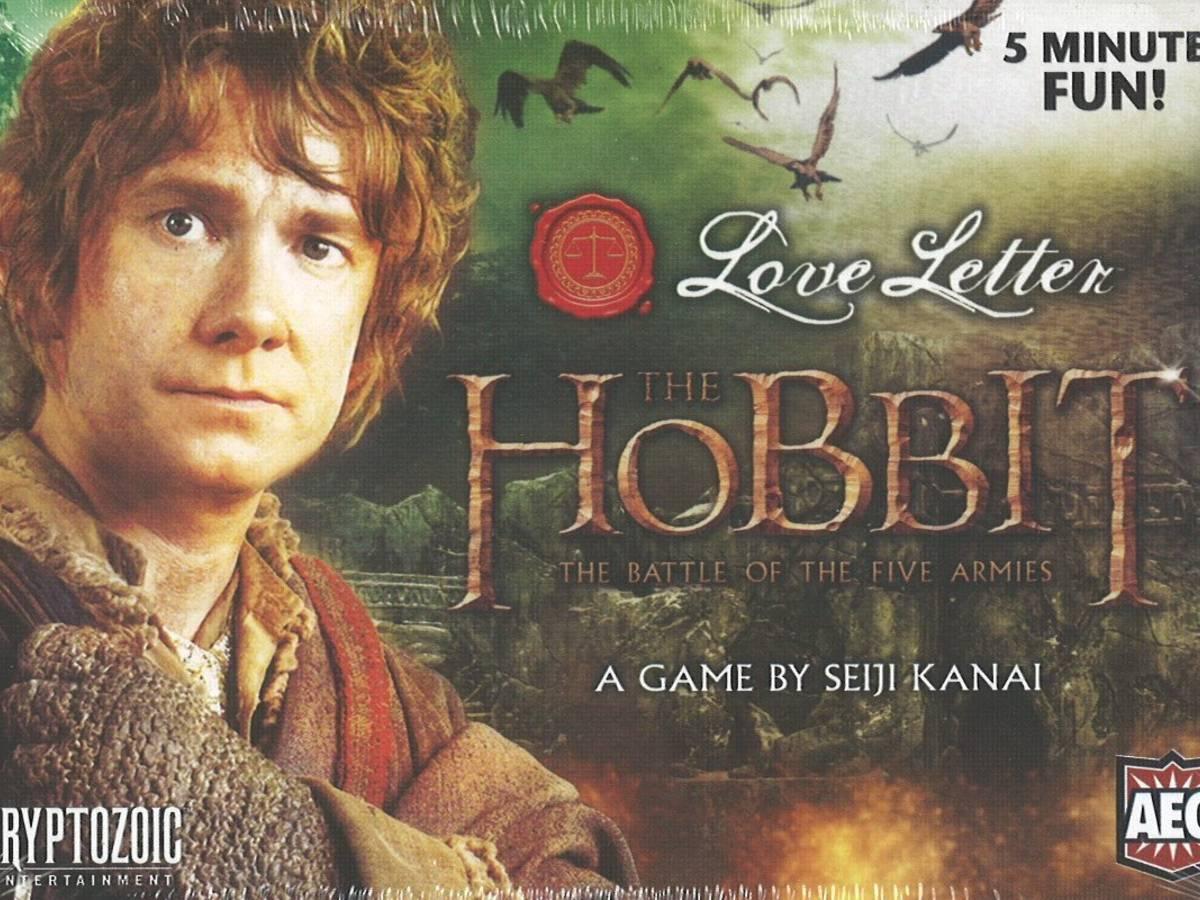 ラブレター:ホビット(Love Letter: The Hobbit – The Battle of the Five Armies)の画像 #36963 まつながさん