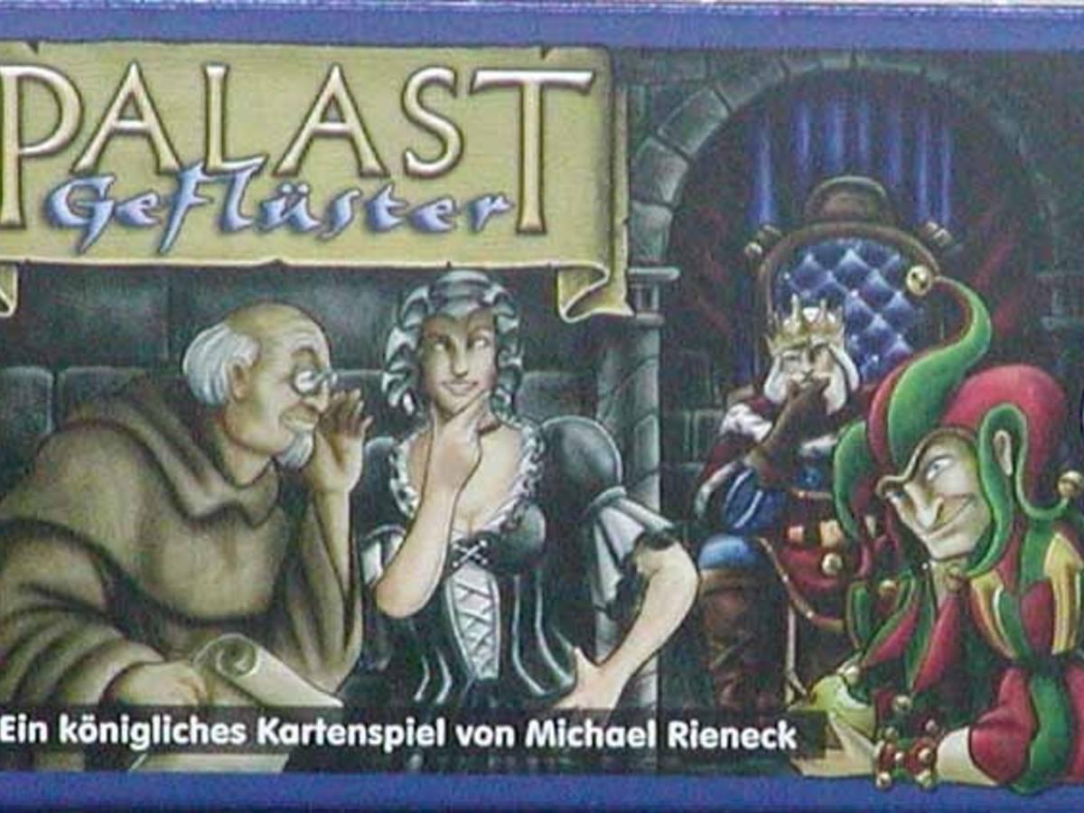 王宮のささやき(Palastgeflüster)の画像 #33250 ちゃいさん