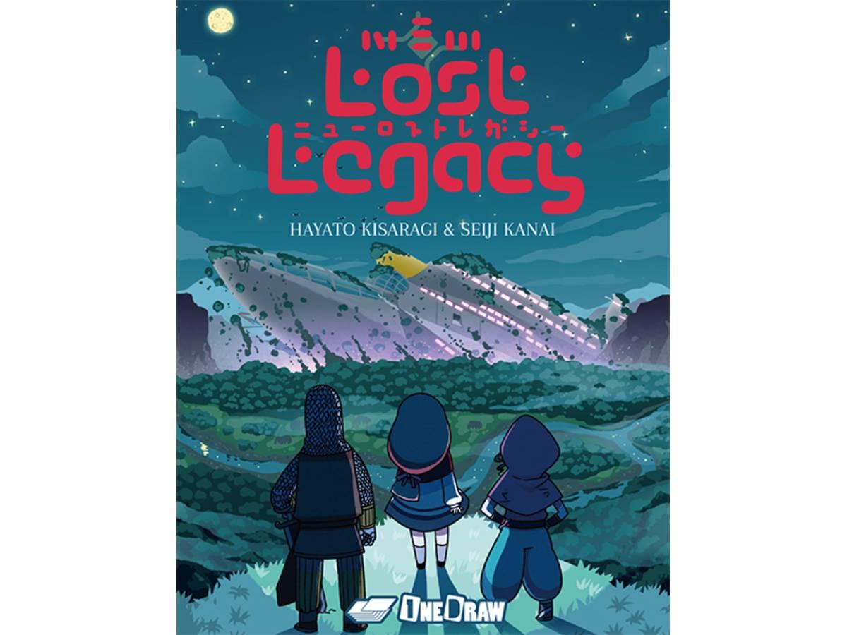 ニューロストレガシー(NEW Lost Legacy)の画像 #38335 まつながさん
