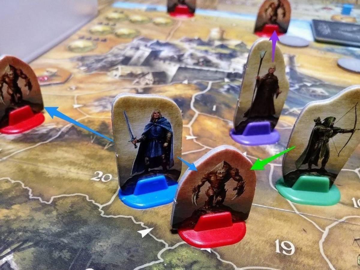 アンドールの伝説(Legends of Andor)の画像 #44496 あーるさん