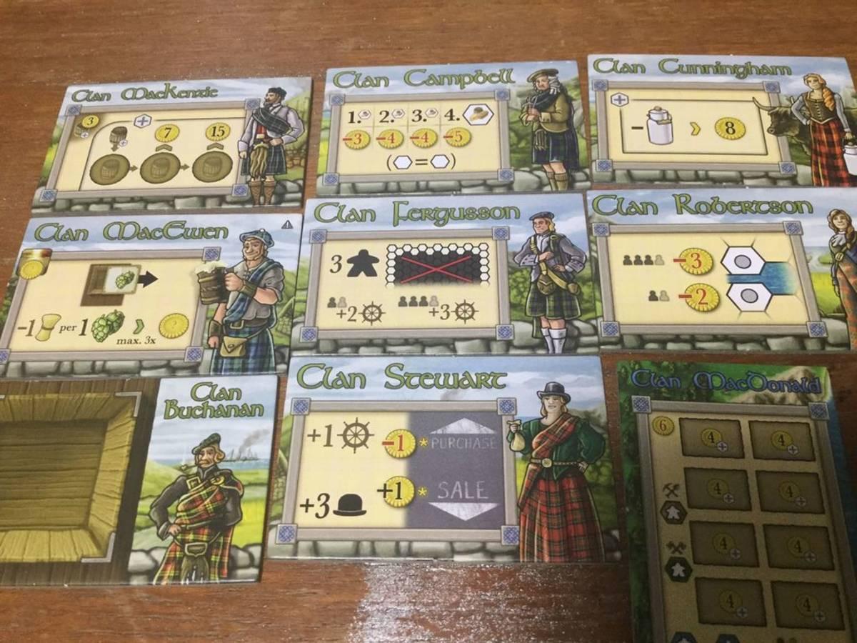 クランズ・オブ・カレドニア(Clans of Caledonia)の画像 #43201 YYYKKKさん