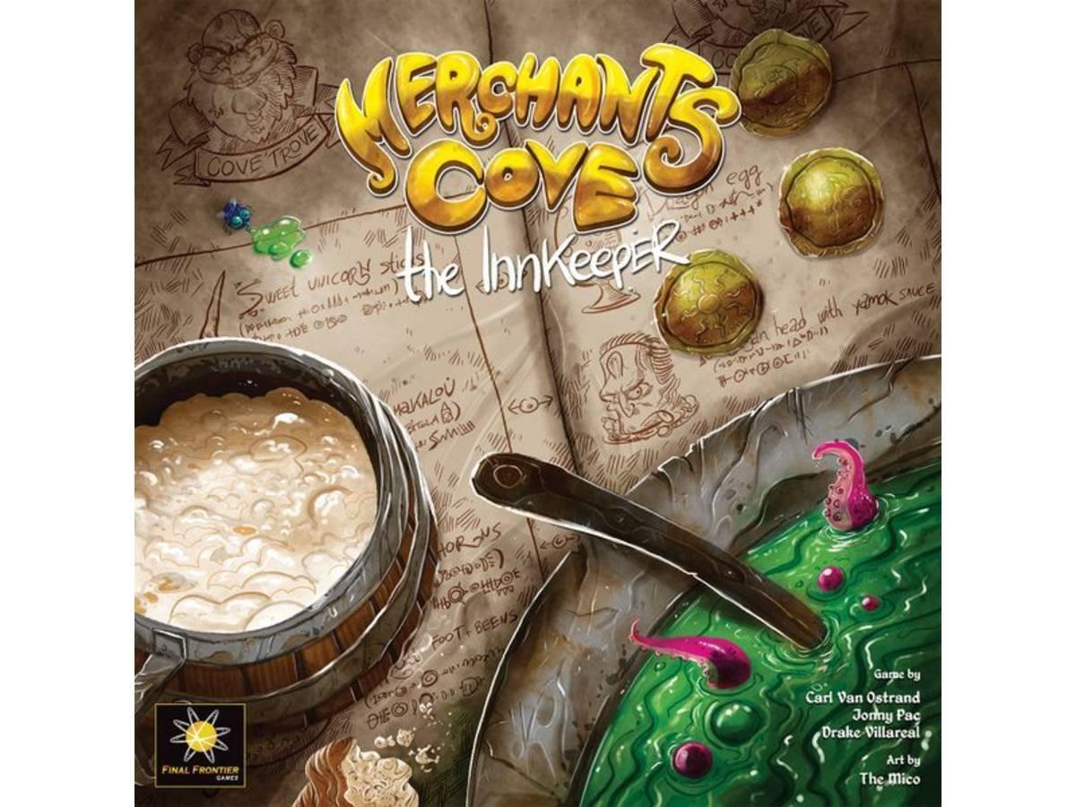 マーチャンツ・コーヴ:インキーパー(Merchants Cove: The Innkeeper)の画像 #71735 まつながさん