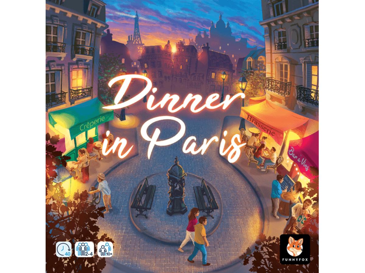 ディナー・イン・パリ(Dinner In Paris)の画像 #70382 まつながさん