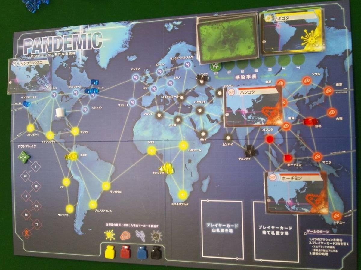 パンデミック:新たなる試練(Pandemic: A New Challenge)の画像 #42816 Itsukiさん