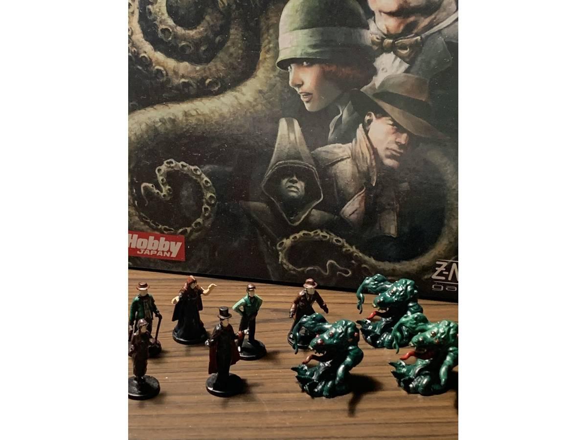 パンデミック:クトゥルフの呼び声(Pandemic: Reign of Cthulhu)の画像 #68690 スエさん