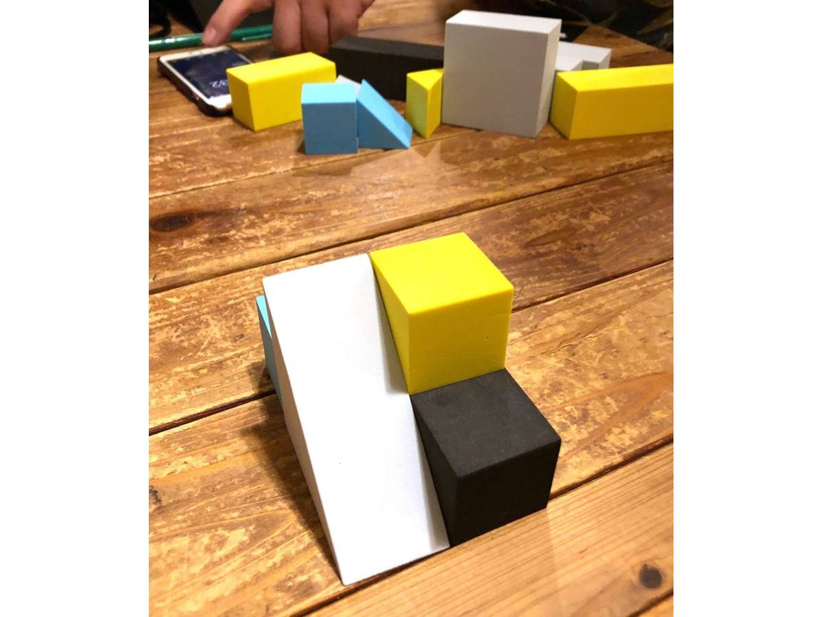 メンタル・ブロックス(Mental Blocks)の画像 #55323 まつながさん
