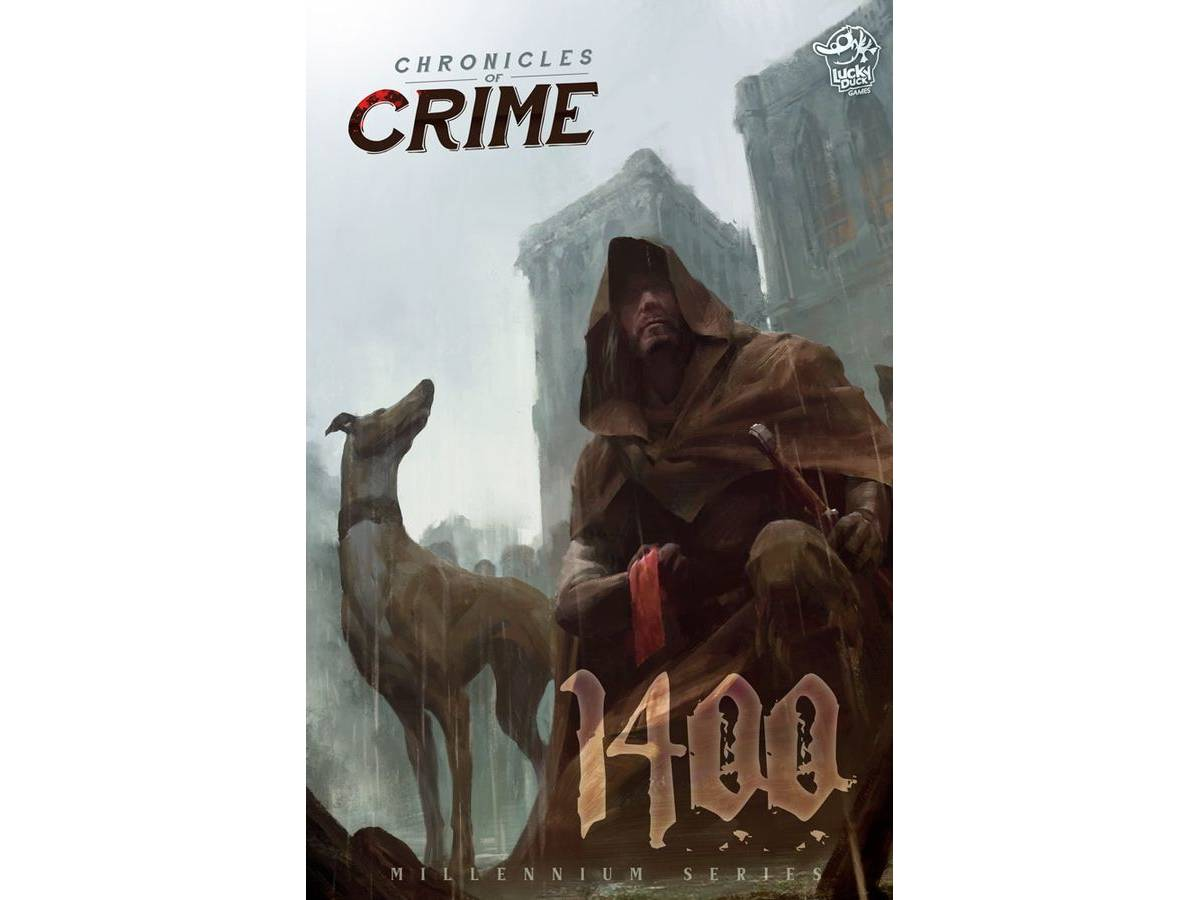 クロニクル・オブ・クライム:1400(Chronicles of Crime: 1400)の画像 #59788 らめるんさん