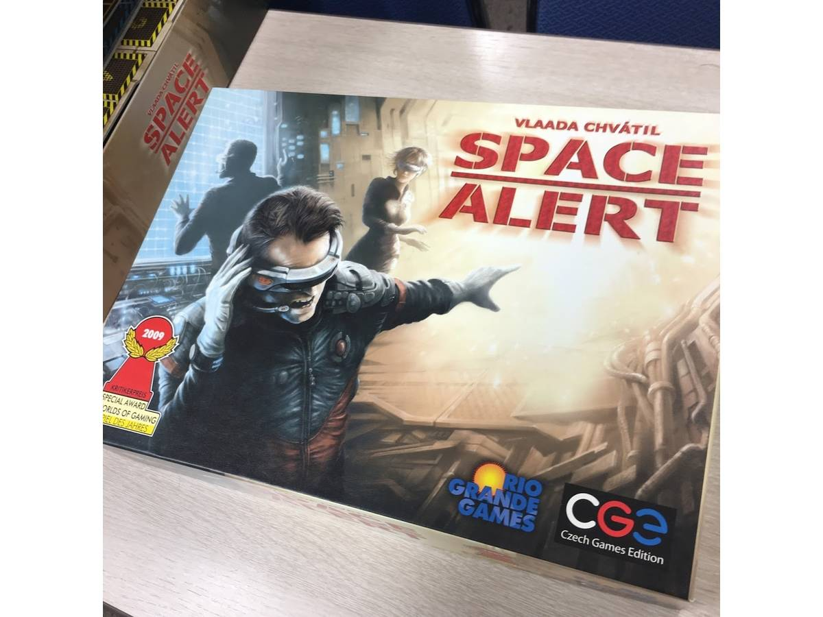 スペース・アラート(Space Alert)の画像 #70430 mkpp @UPGS:Sさん