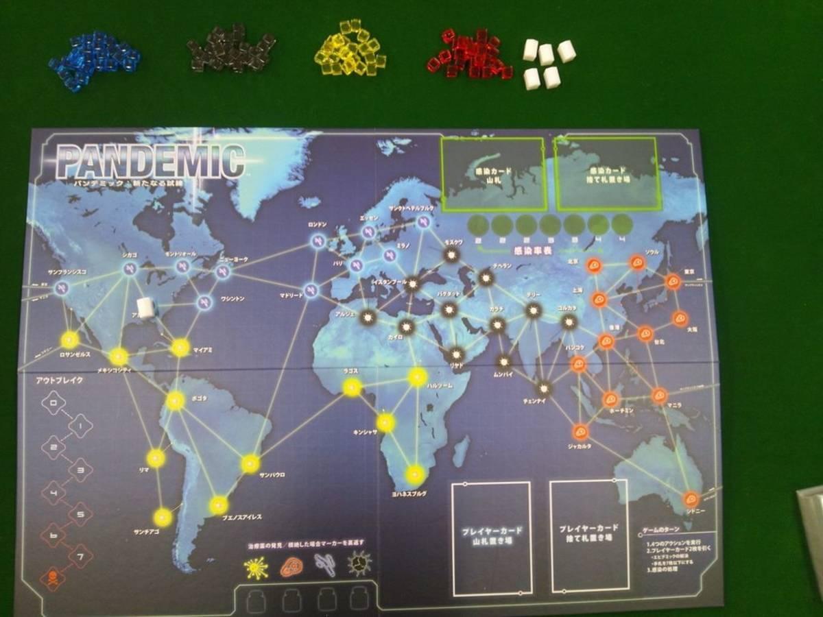 パンデミック:新たなる試練(Pandemic: A New Challenge)の画像 #42812 Itsukiさん