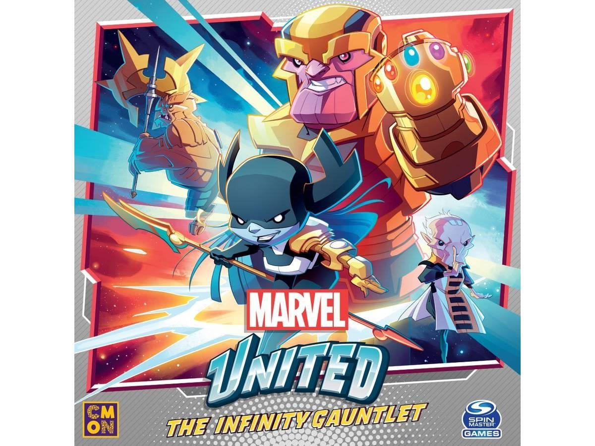 マーベル・ユナイテッド:インフィニティガントレット(Marvel United: The Infinity Gauntlet)の画像 #71737 まつながさん