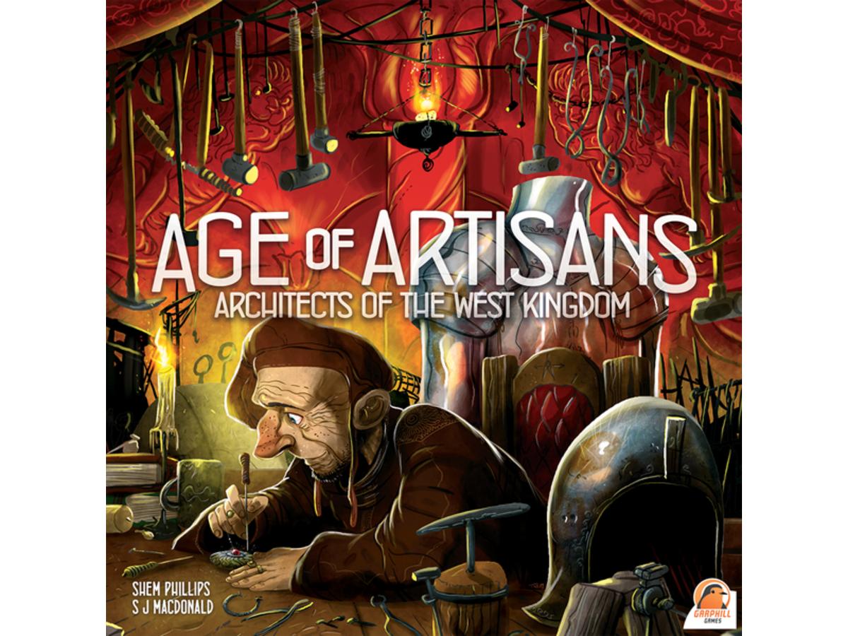 西フランク王国の建築家:職人の時代(拡張)(Architects of the West Kingdom: Age of Artisans)の画像 #59442 まつながさん