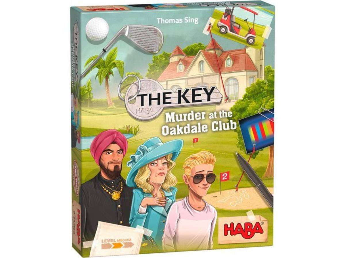 ザ・キー:オークデールクラブ殺人事件(The Key: Murder at the Oakdale Club)の画像 #70564 まつながさん