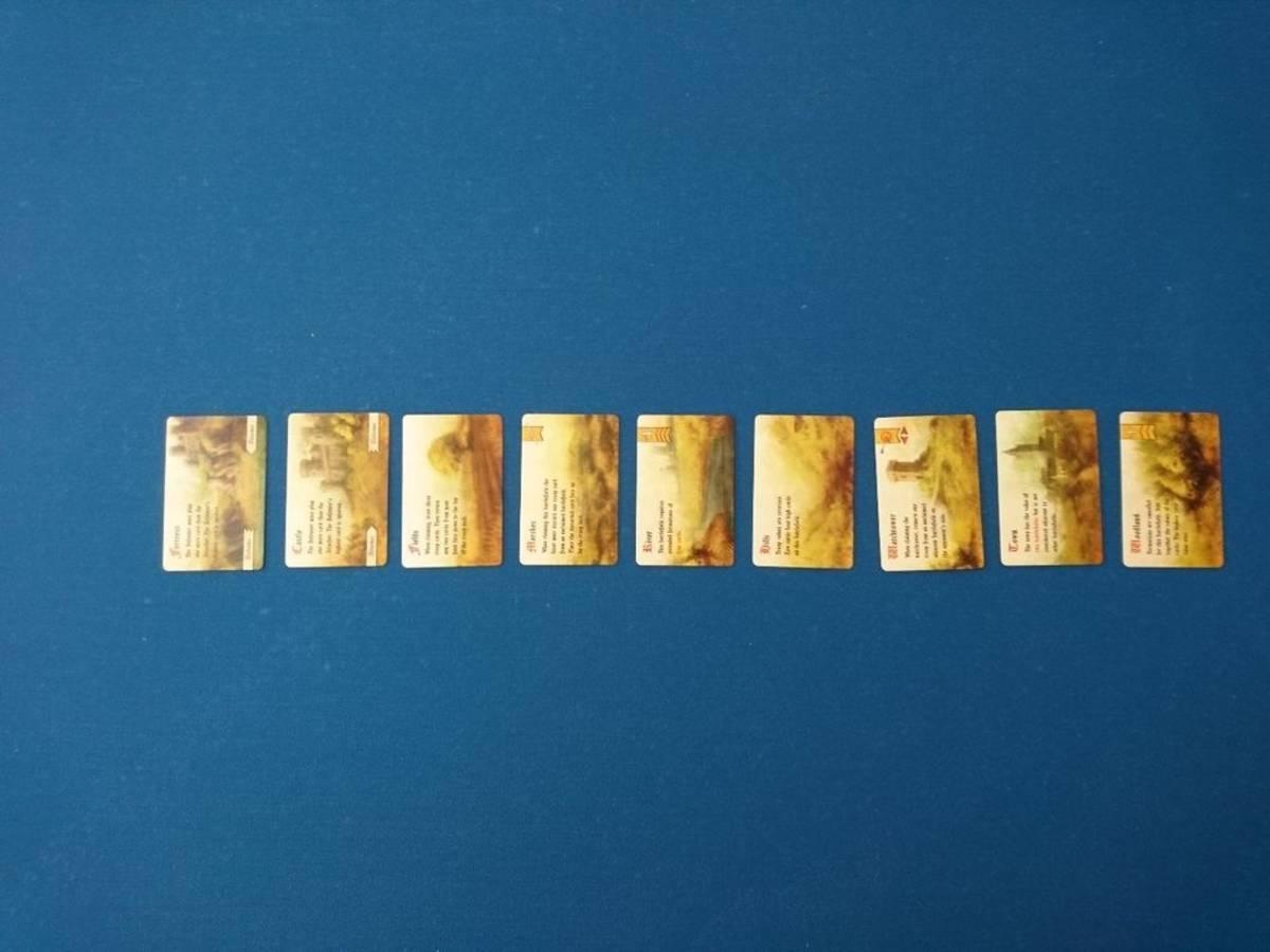バトルライン:中世版(Battle Line: Medieval)の画像 #60828 mentaiさん