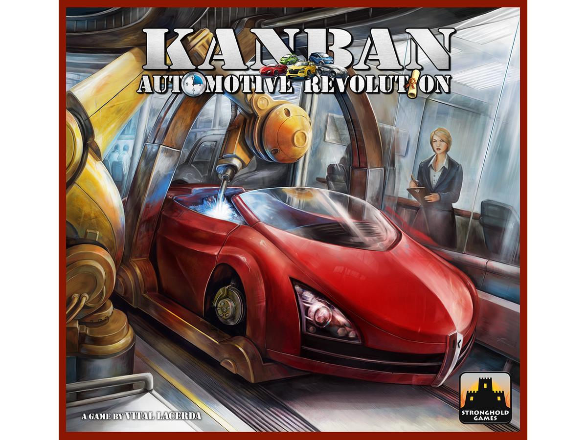 カンバン:自動車革命(Kanban: Automotive Revolution)の画像 #34605 ボドゲーマ運営事務局さん