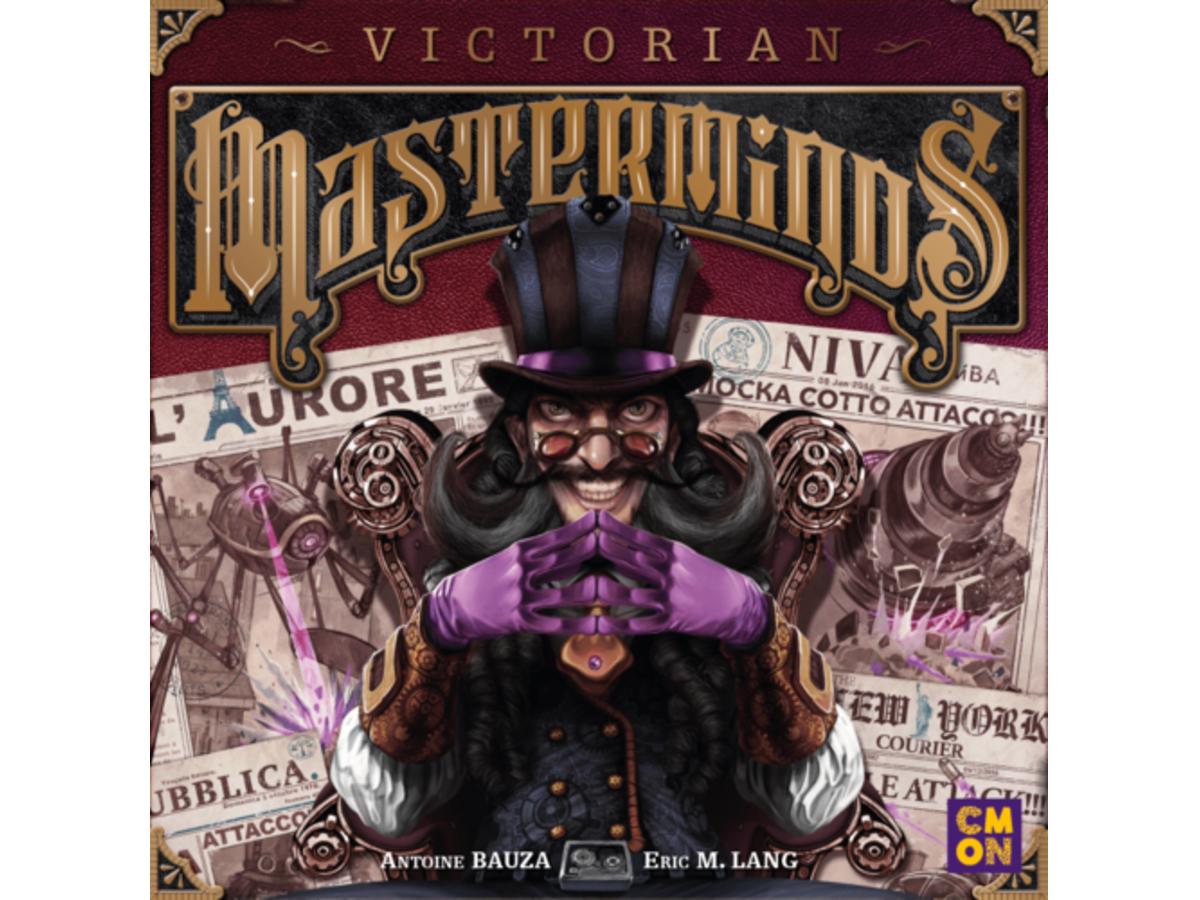ヴィクトリアン・マスターマインド(Victorian Masterminds)の画像 #41774 まつながさん