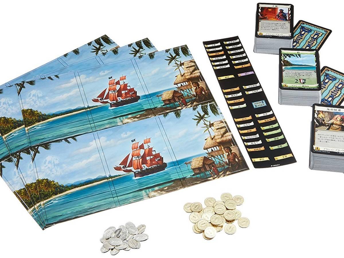 ドミニオン:海辺(Dominion: Seaside)の画像 #36553 ボドゲーマ運営事務局さん