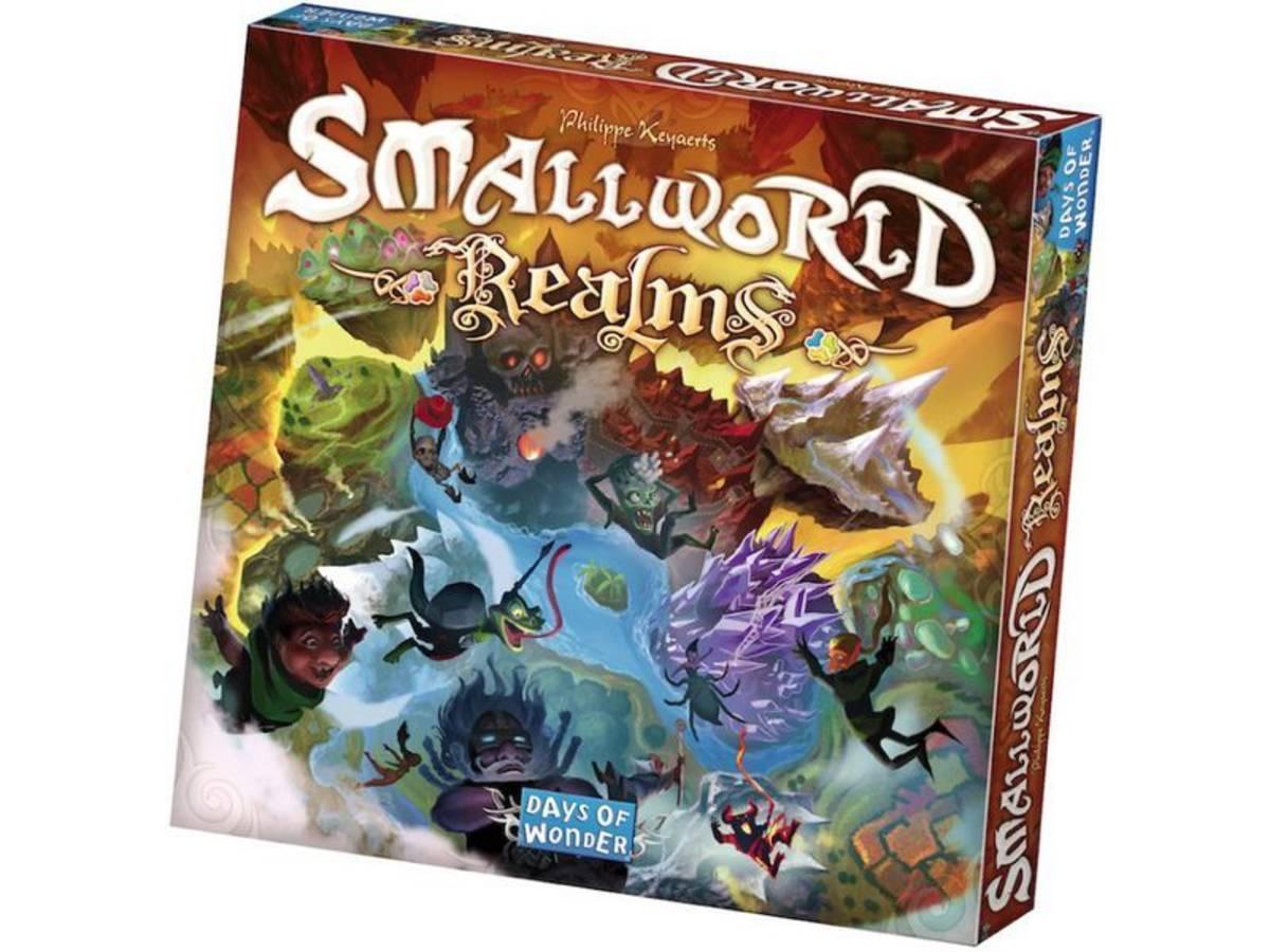 スモールワールド:王国(Small World: Realms)の画像 #54960 Bluebearさん