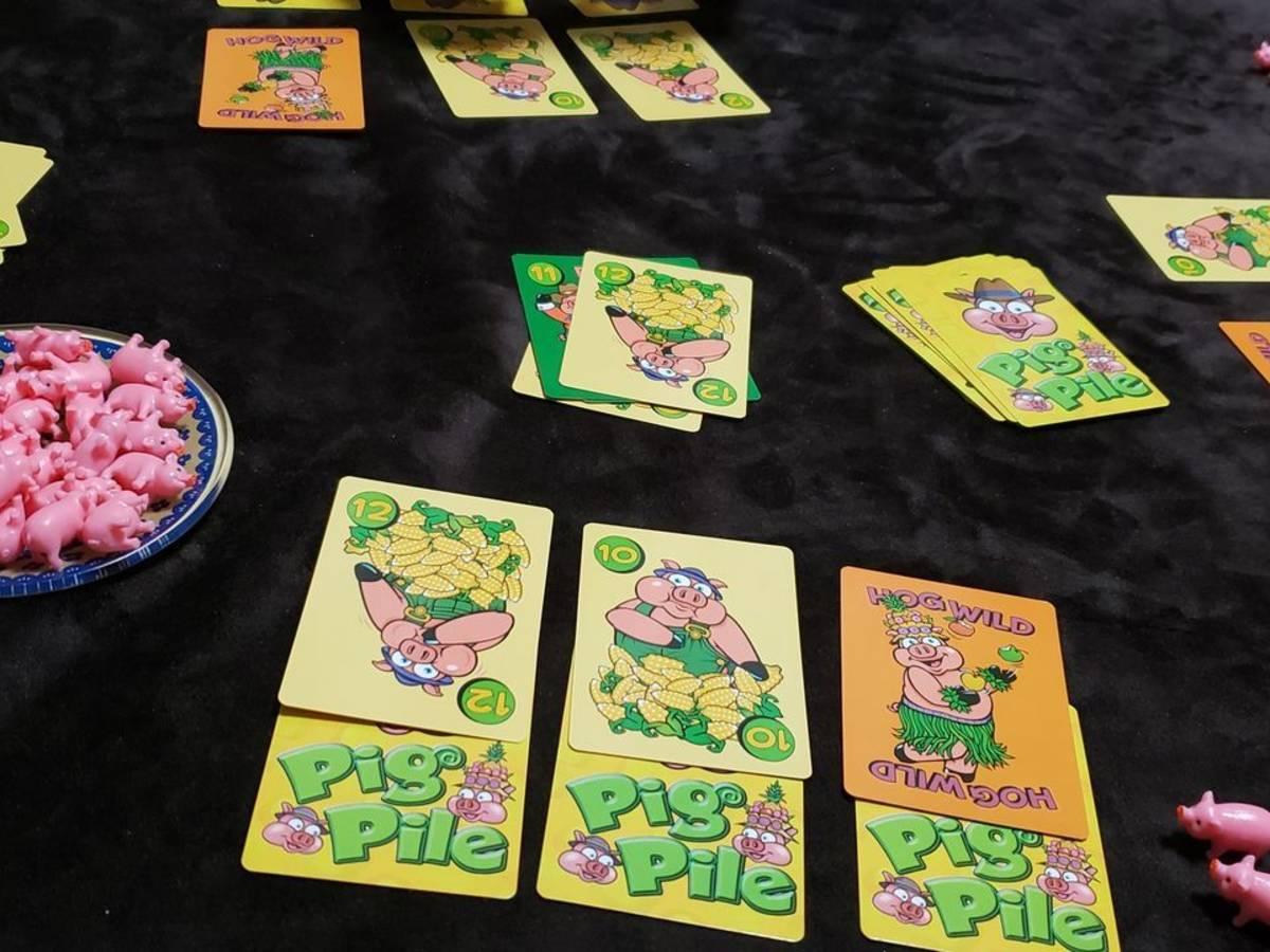 ピッグパイル(Pig Pile)の画像 #51218 闇鍋さん