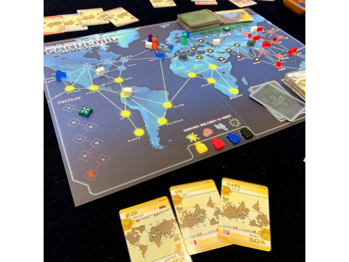 パンデミック:新たなる試練(Pandemic: A New Challenge)の画像 #70021 mkpp @UPGS:Sさん