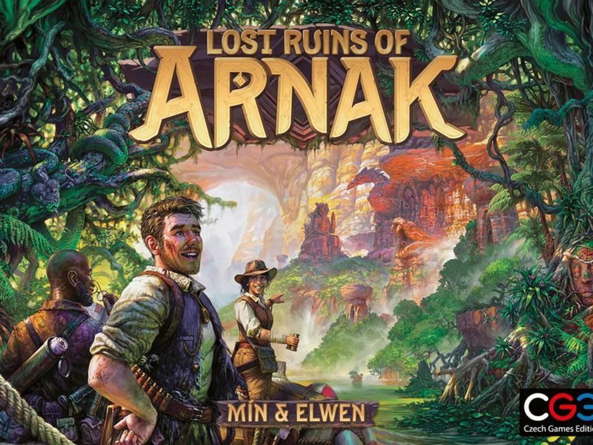 アルナックの失われし遺跡(Lost Ruins of Arnak)の画像 #65435 まつながさん