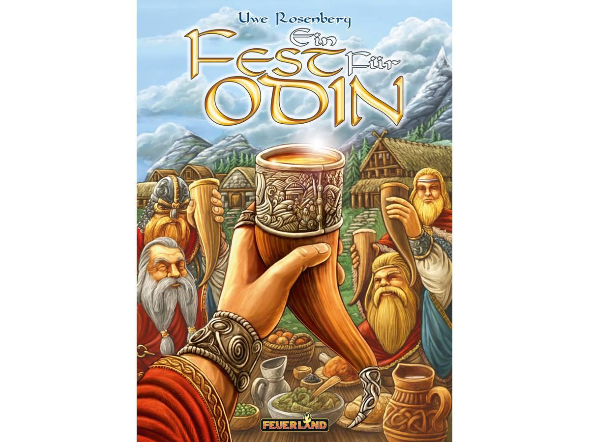 オーディンの祝祭(A Feast for Odin)の画像 #32061 ボドゲーマ運営事務局さん