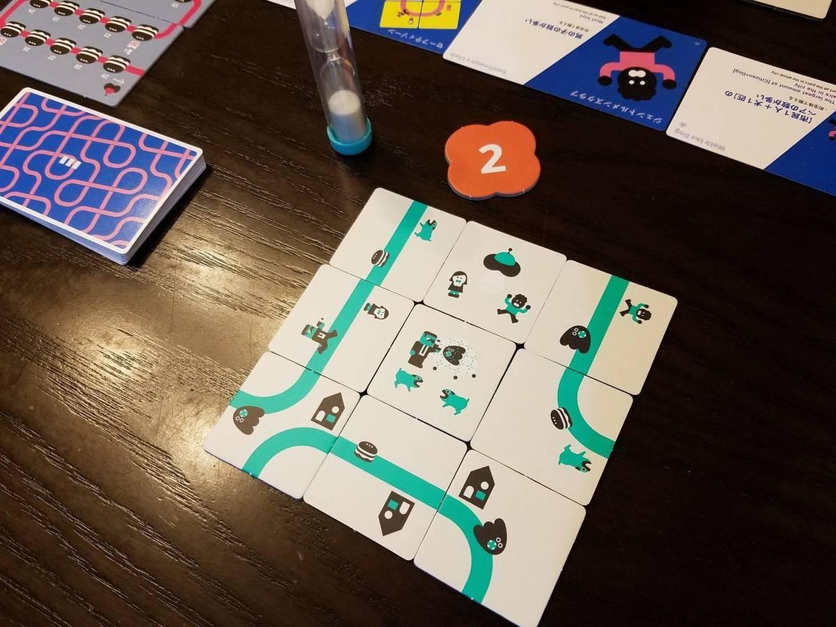 ナインタイルパニック(Nine Tiles Panic)の画像 #54930 オグランド(Oguland)さん