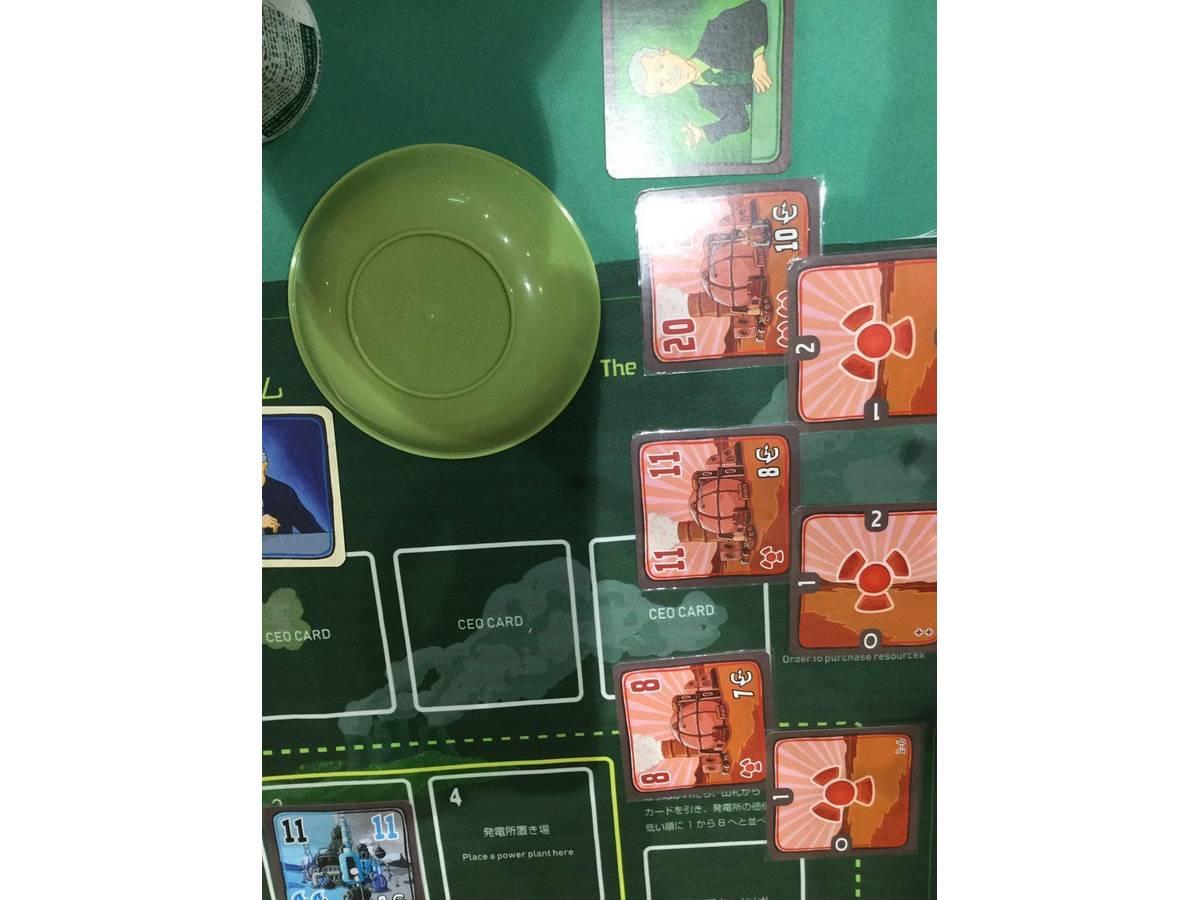 電力会社カードゲーム(Power Grid: The Card Game)の画像 #50873 有我悟(あるがさとる)@レガシーさん