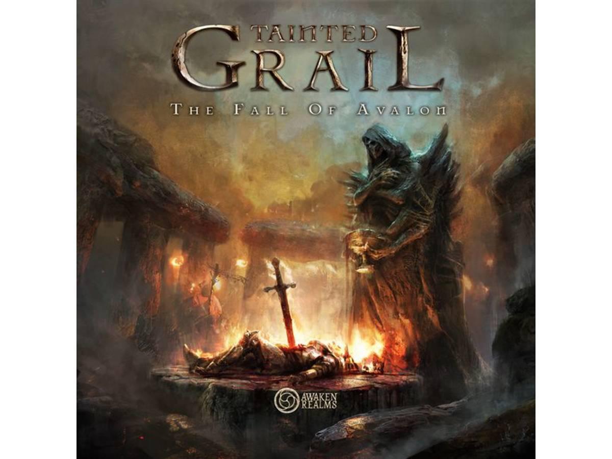 テインテッド・グレイル:アヴァロンの崩壊(Tainted Grail: The Fall of Avalon)の画像 #48905 まつながさん