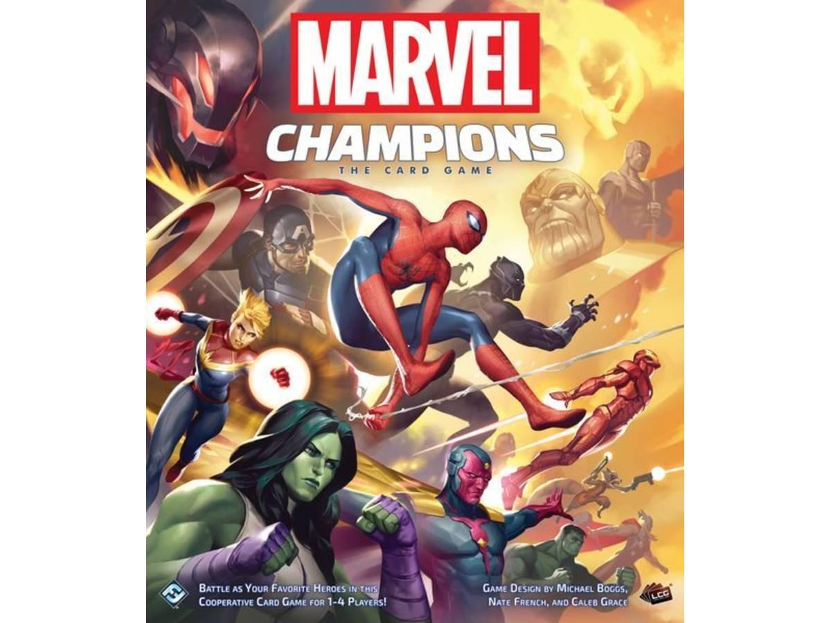マーベルチャンピオンズ:カードゲーム(Marvel Champions: The Card Game)の画像 #57370 らめるんさん