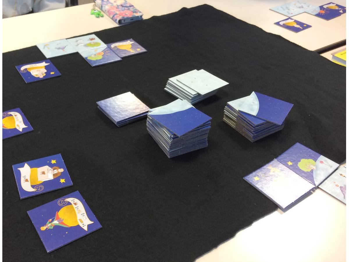 星の王子さま ボードゲーム(The Little Prince: Make Me a Planet)の画像 #30557 HappyGames_RYOさん