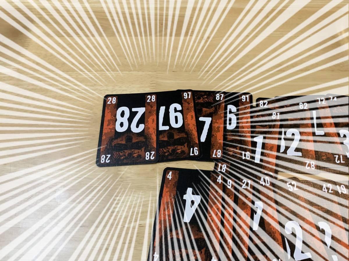 ザ・ゲーム(The Game)の画像 #58412 セカイのニンベンさん