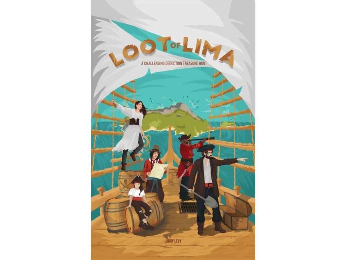 ルート・オブ・リマ(Loot of Lima)の画像 #63900 まつながさん