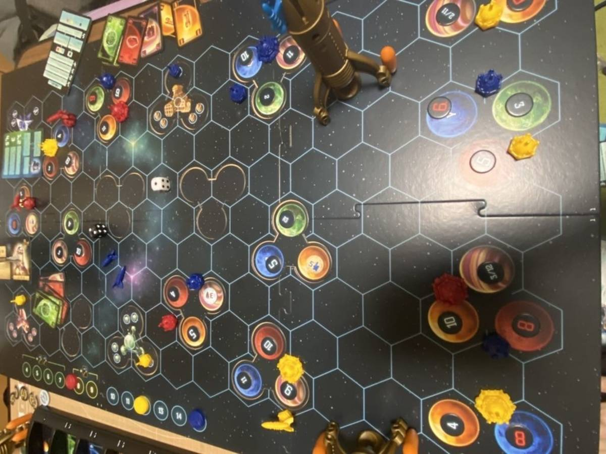カタン:宇宙開拓者(Catan: Starfarers)の画像 #68310 szkさん