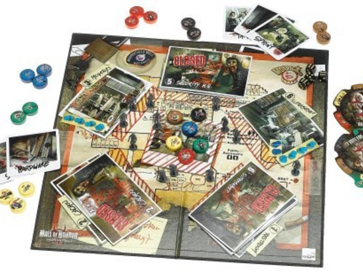 恐怖のショッピングモール(Mall of Horror)の画像 #35612 ボドゲーマ運営事務局さん