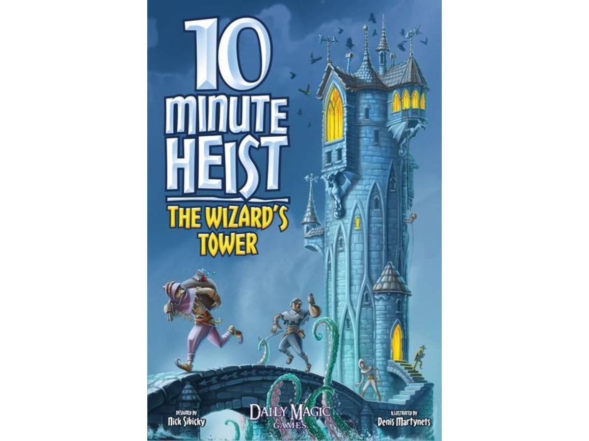 10分盗賊:魔法使いの塔(10 Minute Heist: The Wizard's Tower)の画像 #47925 まつながさん