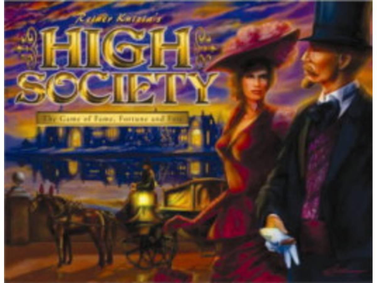 ハイソサエティ(High Society)の画像 #31340 ケントリッヒさん