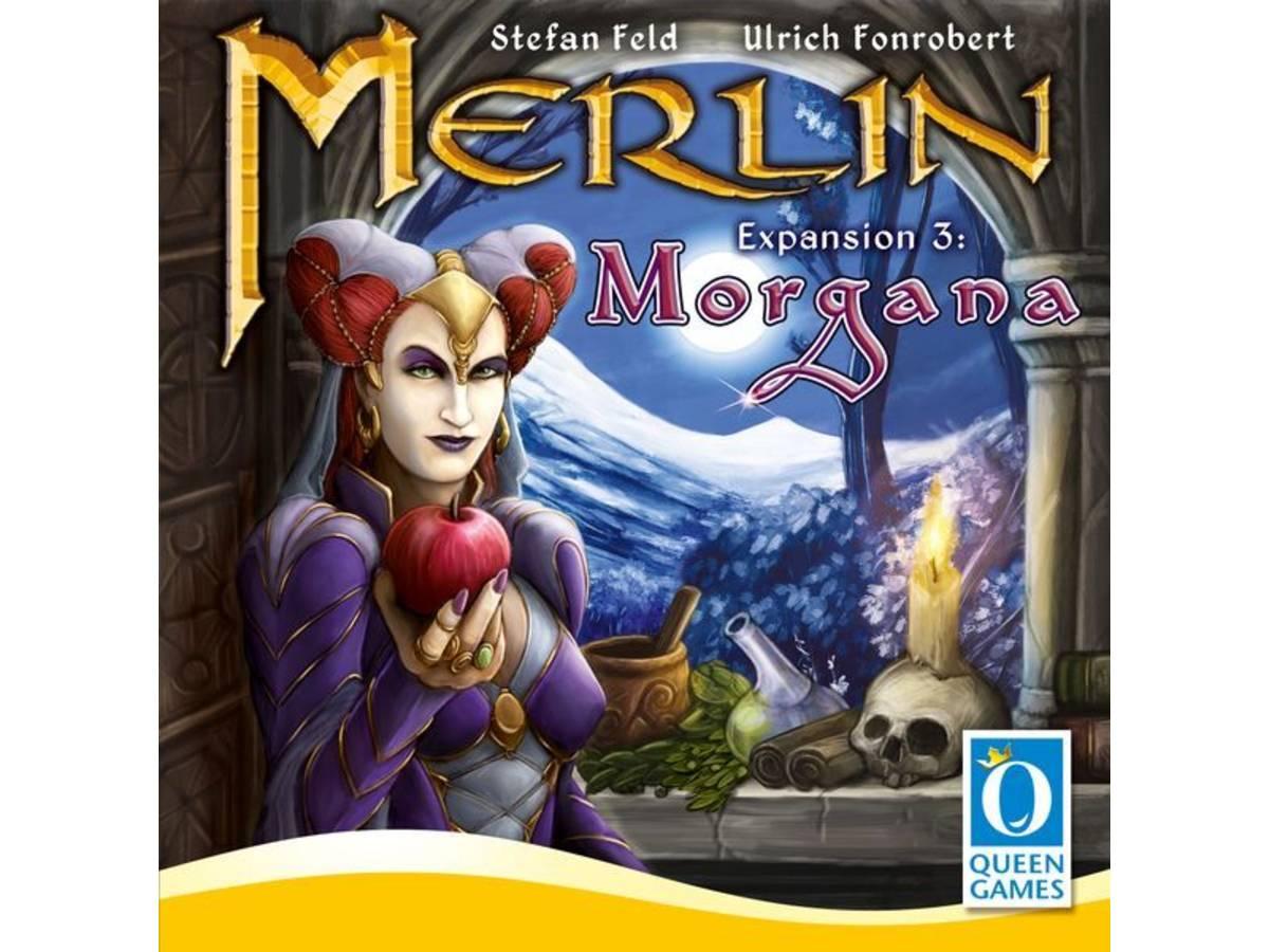 マーリン:モルガナ(拡張)(Merlin: Morgana Expansion)の画像 #71756 まつながさん