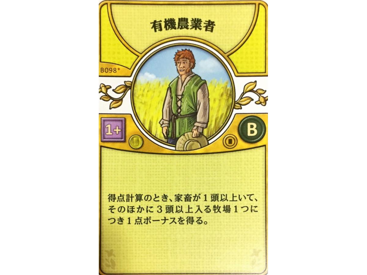 アグリコラ:リバイズドエディション(Agricola: Revised Edition)の画像 #45750 luckさん