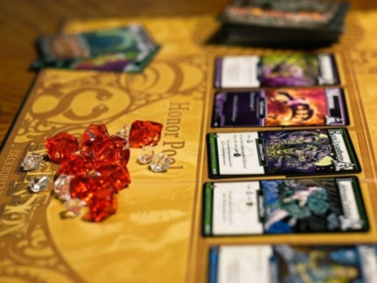 アセンション(Ascension: Deckbuilding Game)の画像 #39680 Bluebearさん