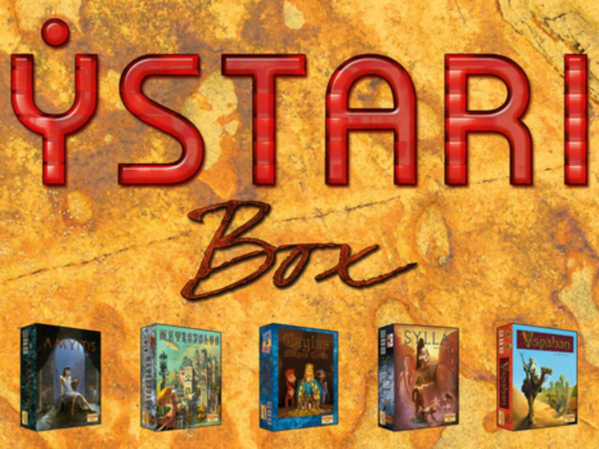 イースタリ・ボックス(Ystari Box)の画像 #41340 まつながさん