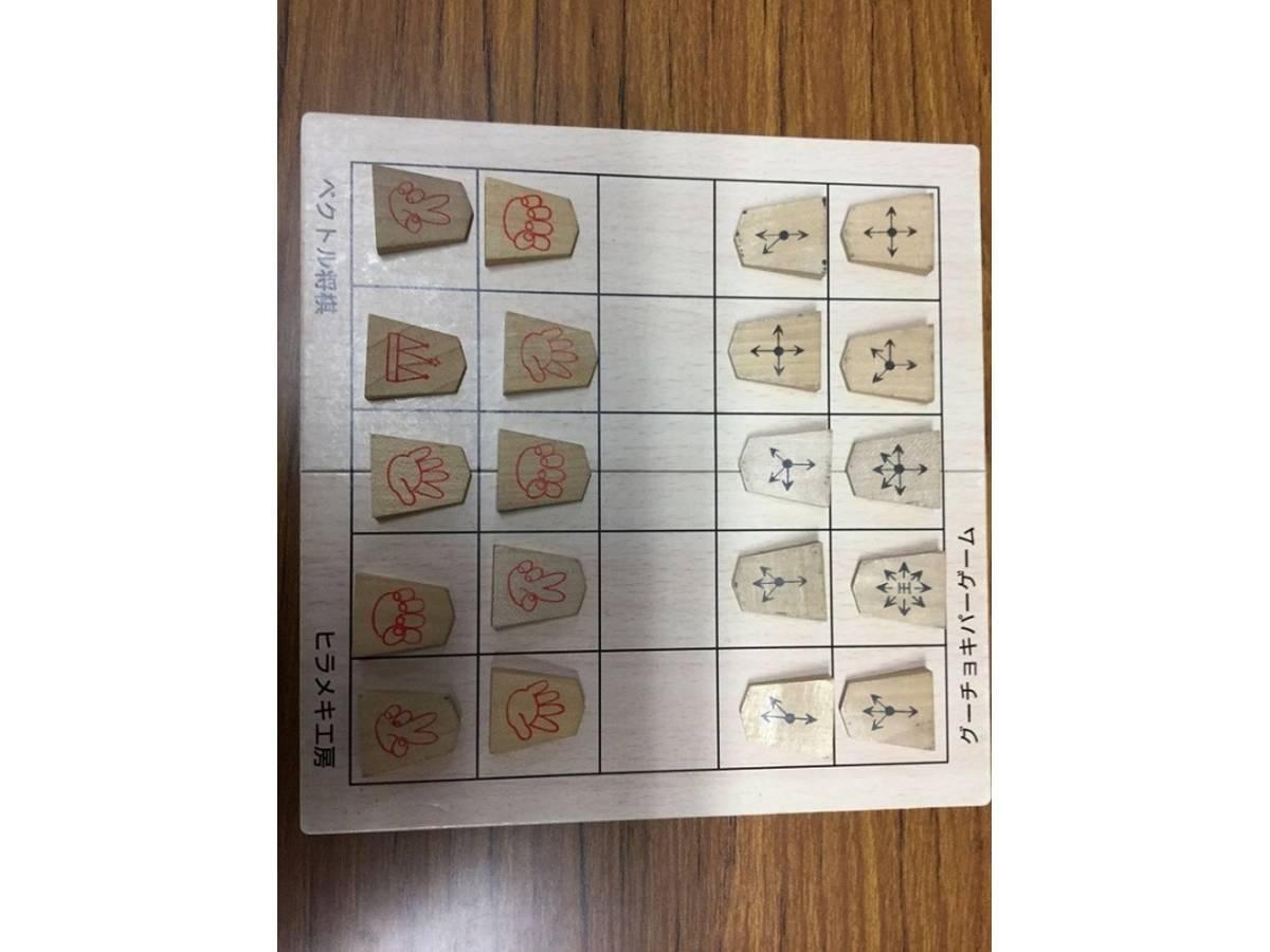 グーチョキパーゲーム(Gu-Choki-Pa Game)の画像 #33398 Jun Sekibaさん