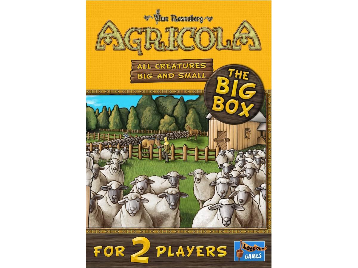 アグリコラ:牧場の動物たち THE BIG BOX(Agricola: All Creatures Big and Small – The Big Box)の画像 #46327 まつながさん