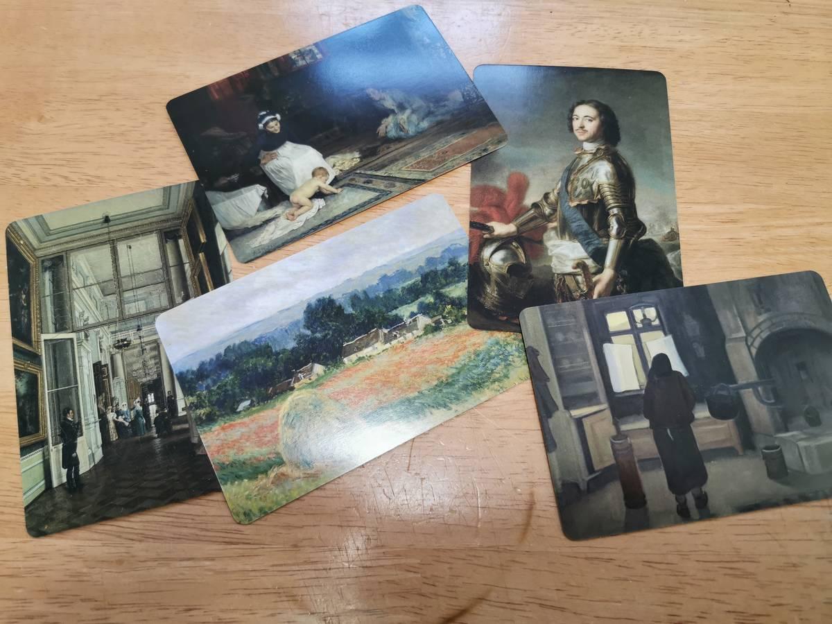 アートライン:エルミタージュ美術館(Artline)の画像 #69751 ヨージローさん