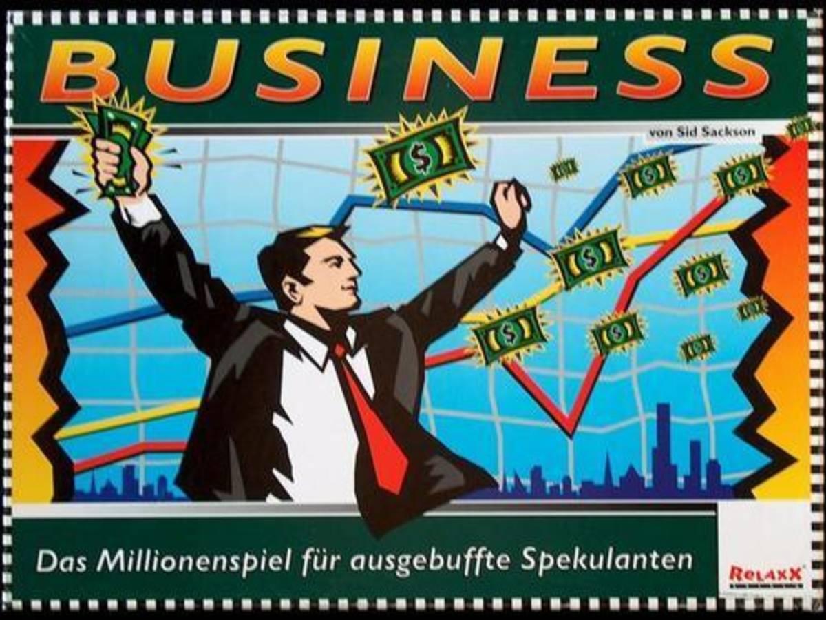 ビジネス(Business)の画像 #36974 ボドゲーマ運営事務局さん
