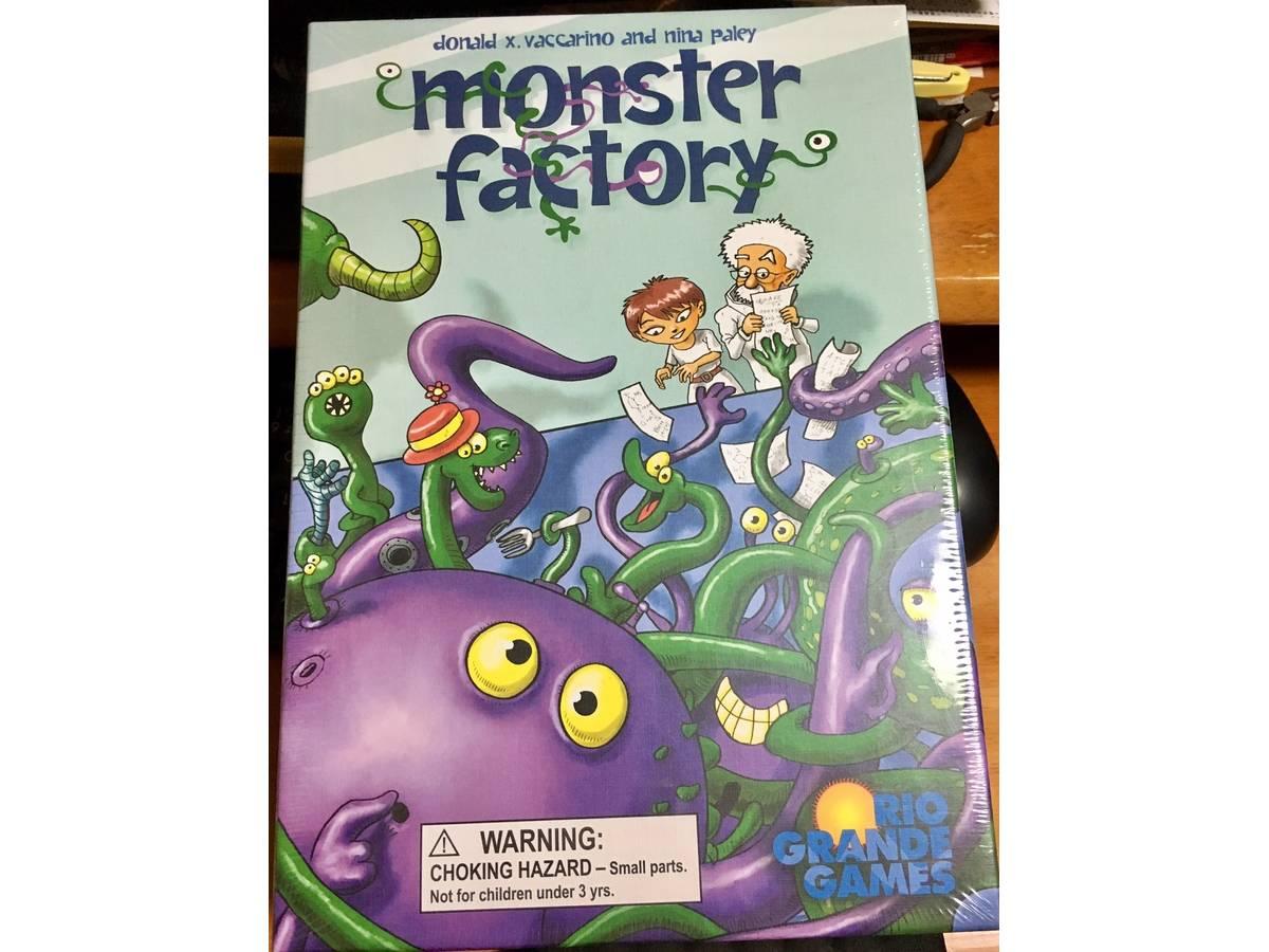 モンスター・ファクトリー(Monster Factory)の画像 #39334 sasaoyaji1さん