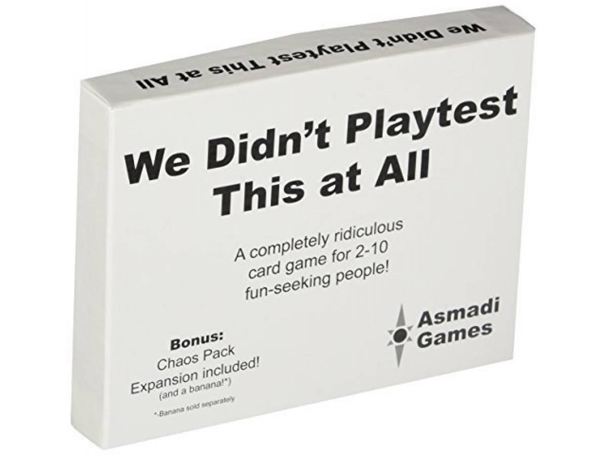 テストプレイなんてしてないよ(We Didn't Playtest This at All)の画像 #36434 まつながさん