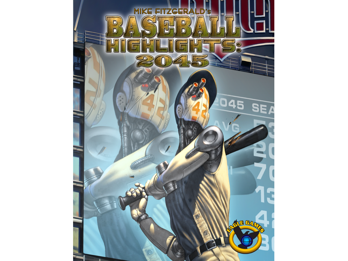 ベースボール ハイライト 2045(Baseball Highlights: 2045 - Deluxe Edition)の画像 #32037 ボドゲーマ運営事務局さん