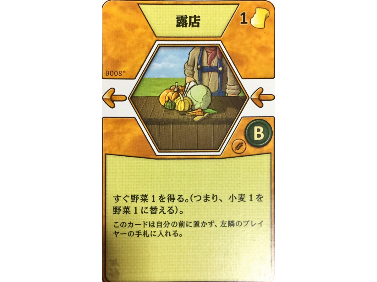 アグリコラ:リバイズドエディション(Agricola: Revised Edition)の画像 #45664 luckさん